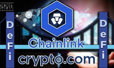 Crypto.com Chainlink Entegrasyonunu DeFi'ye Açılan Bir Geçit Olarak Görüyor!
