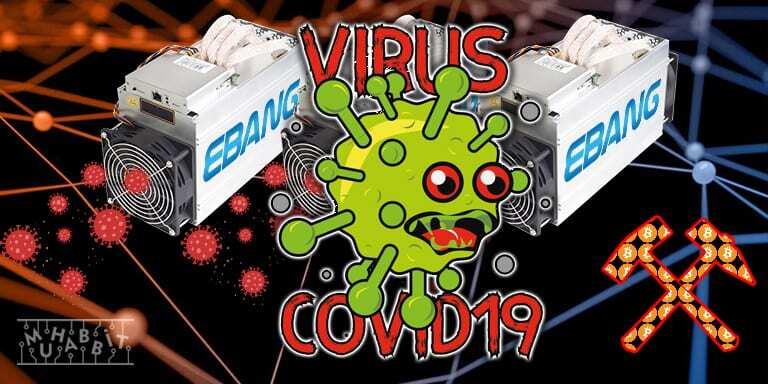 Ebang Corona Virüsü Suçluyor!