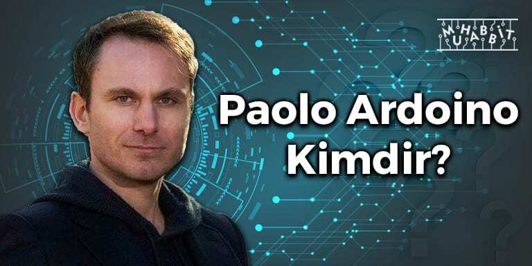 Paolo Ardoino Kimdir?