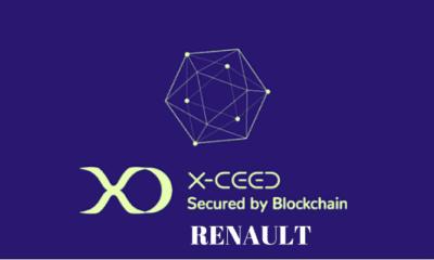 Renault, Blockchain Teknolojisi Testlerine Başladı