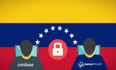 Venezuela Vatandaşları Coinbase Borsasına Erişemeyecek!