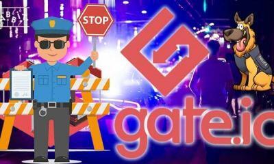 Gate.io Ofisine Polis Baskını Gerçekleştirildi!