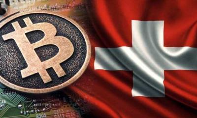 İsviçre Blockchain ve Kripto İçin Sağlam Bir Zemin Hazırlıyor!