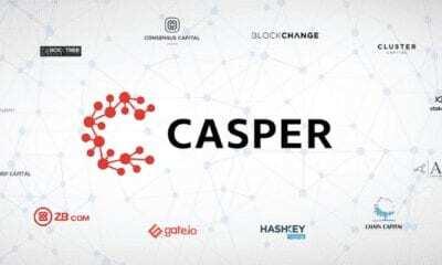 CasperLabs Özel Token Satışından 14 Milyon Dolar Topladı