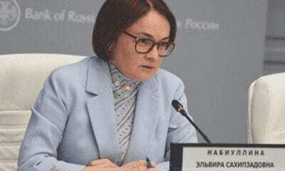 Rusya Merkez Bankası Başkanı: Dijital Ruble Gizliliği Sağlamalı