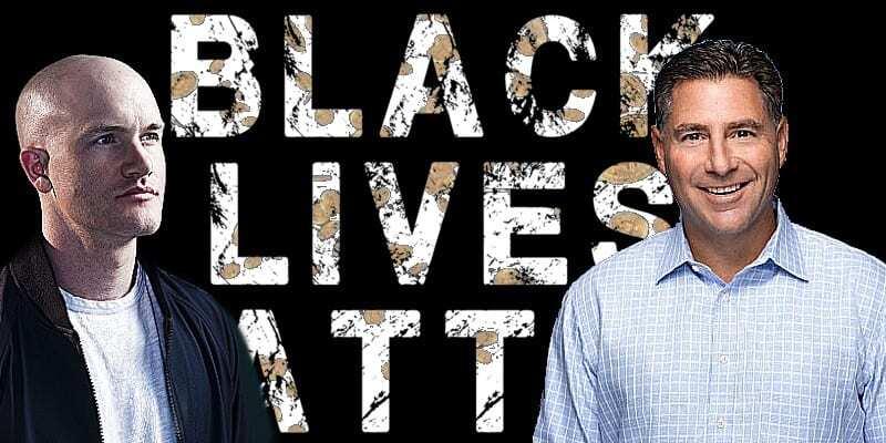 Black Lives Matter, Coinbase'i CCO'su Jeff Horowitz'den Etti!