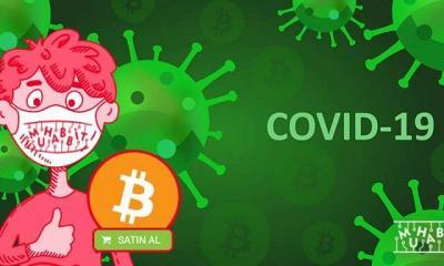 Corona Virüsü Bitcoin Aldırıyor! Bitcoin'e Yönelim Rekor Seviyede!