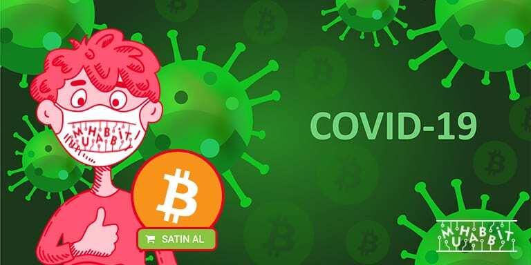 Corona Virüsü Bitcoin Aldırıyor!