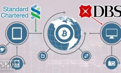 DBS ve Standard Chartered Blockchain Tabanlı Ticaret Finansmanı Platformunu Başlatacak
