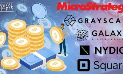 Dev Şirketler Kasalarında 7 Milyar $ Değerinde Bitcoin Tutuyor