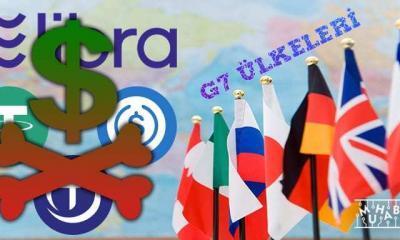 G7 Ülkeleri Açıkladı: Libra Gibi Stablecoin'ler Küresel Finans Sistemi İçin Tehdit Oluşturuyor!