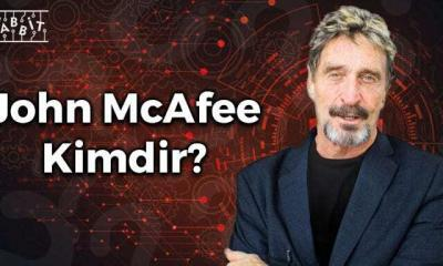John McAfee Kimdir?