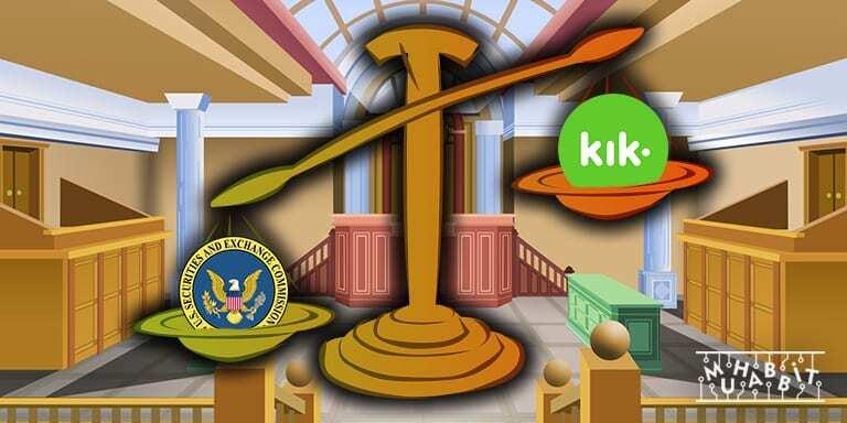SEC vs Kik