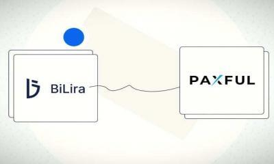BiLira, Kişiler Arası Ticaret Platformu Paxful'da!