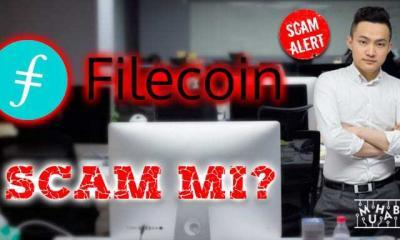 Filecoin Scam Mi? Justin Sun Filecoin Ekibini Topa Tuttu!