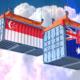 Avustralya ve Singapur, Sınır Ötesi Ticaret İçin Blockchain Teknolojisini Kullanacak!