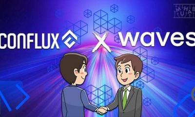 Conflux Network, Waves ile Olan İşbirliğini Duyurdu!