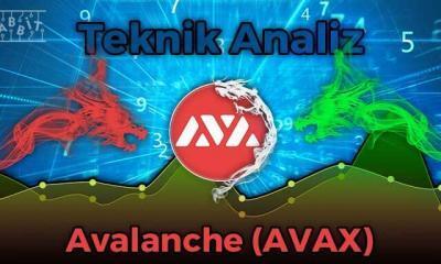 Avalanche AVAX Fiyat Analizi 25.04.2021