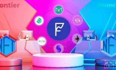 Frontier, NFT Teknolojisine Destek Sunacak!