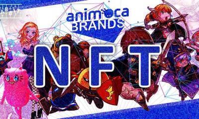 Animoca Brands ve NFT'ler 2020 Yılını Başarı İle Geçirdi!