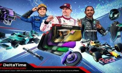 F1 Delta Time: Yüzde 50 İndirimli Ön Satış!