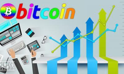 Bitcoin'in Piyasa Değeri 540 Milyar $'a Ulaştı!