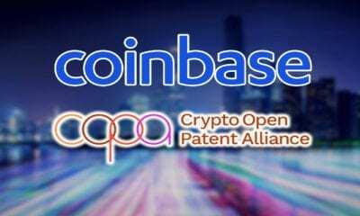 Coinbase, Kripto Patent Grubunun Kurucu Üyesi Oldu!