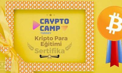 CryptoCamp'ten Sertifikalı Kripto Para Eğitimi
