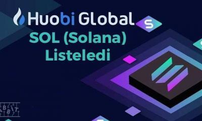 Huobi Global Solana Network'ü Listeleme Kararı Aldı!