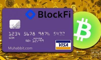 Visa ve BlockFi, Bitcoin Kazandıran Kredi Kartı Çıkaracak!