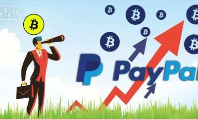 PayPal Hisseleri Yüzde 17 Oranında Yükseldi!
