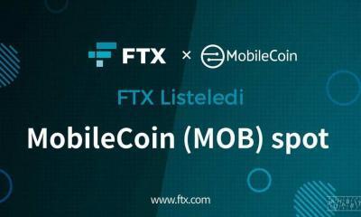 MobileCoin (MOB) FTX'te Listelenecek!