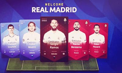 Dev İspanyol Kulübü Real Madrid Sorare'ye Katıldı!