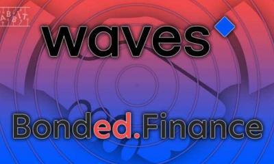 Waves, Bonded.Finance ile İş Birliğini Duyurdu!