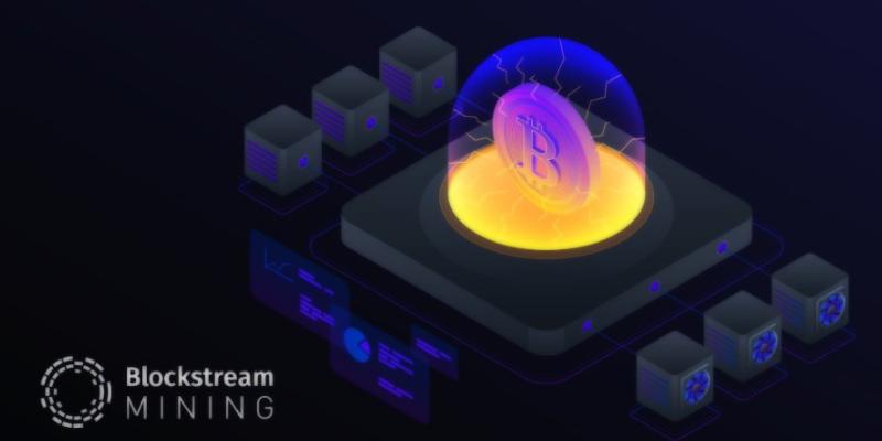 Dev Teknoloji Şirketi Blockstream, Madencilik Faaliyetlerini Büyütüyor!