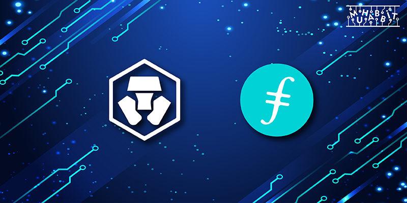 Crypto.com FIL'i Yüzde 50 İndirimli Satış ile Listeliyor!