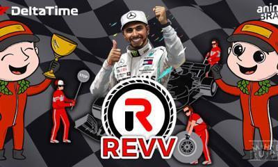 F1 Delta Time'da