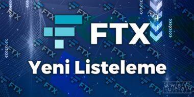 FTX Harmony (ONE) Listelemesini Gerçekleştirdi!