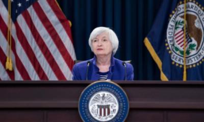 ABD'nin Yeni Hazine Bakanı Janet Yellen Oldu!