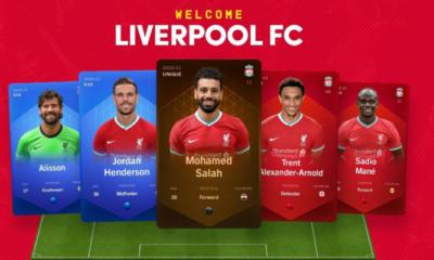 Dev İngiliz Kulübü Liverpool Sorare'ye Katıldı!