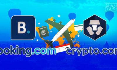 Booking ve Crypto.com Ortaklık Kuruyor!