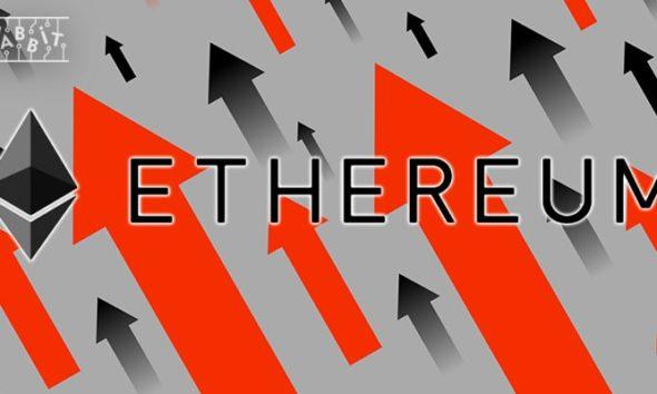 Ethereum'un Gerçekleşmiş Piyasa Değeri Artıyor!