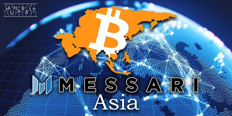 Messari: Küresel Kripto Para Ticaretinin Yarısı Asya'da Gerçekleşiyor!