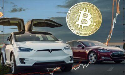 Artık Bir Bitcoin ile Bir Tesla Alabilirsiniz!