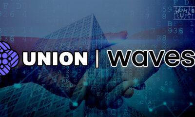 Waves Protocol Varlık Koruması için Union ile Ortaklık Kuruyor!