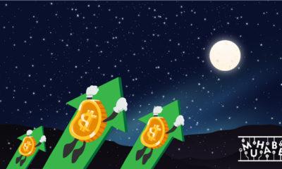 Bitcoin'in Piyasa Değeri 1 Trilyon $'a Doğru İlerliyor!