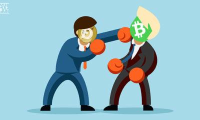 DogeCoin, Bitcoin Cash'i Yerinden Etti!