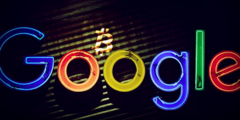 Google-kripto para