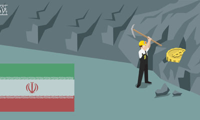 İran Yaptırımları Aşmak İçin Bitcoin Madenciliğine Yöneldi!