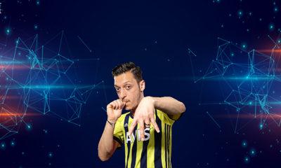 Mesut Özil'in NFT Drop'una Katılmak İster misiniz?